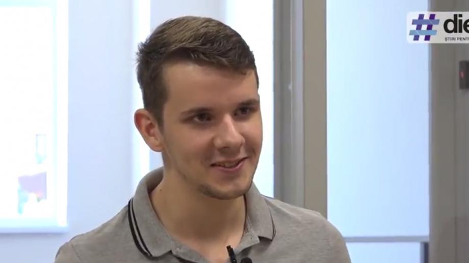 """Aleg Cariera IT. Cristian Covali: """"Cariera IT îți lărgește posibilitățile și te dezvoltă în multe domenii"""""""