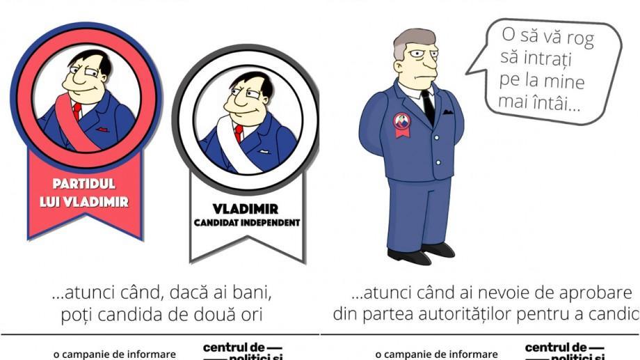 (foto) Sistemul mixt este … – campania online care încearcă să explice pe înțelesul tuturor noul sistem de vot