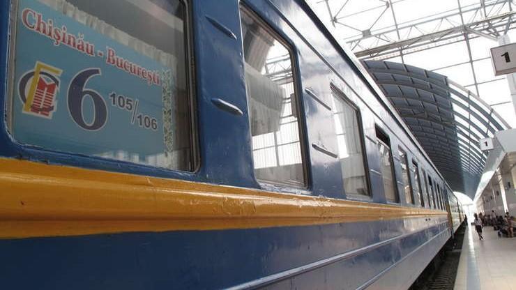 O călătorie cu trenul până la București ne va costa mai puțin. Prețul unui bilet a fost redus cu 30%