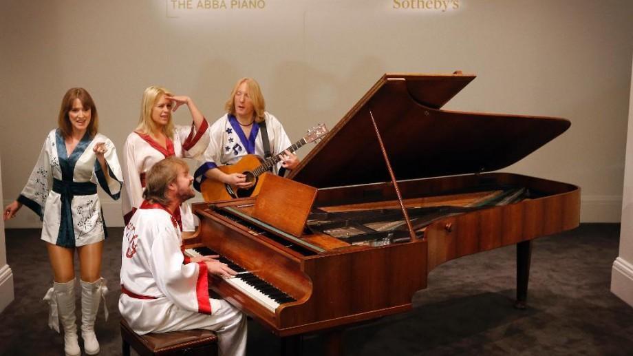 (video) Cele mai cunoscute hituri ABBA, în versiunea pentru pian. Benny Andersson, compozitorul trupei, va lansa un album solo