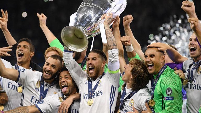 Real Madrid a câștigat Supercupa Europei, după ce a învins-o pe Manchester United