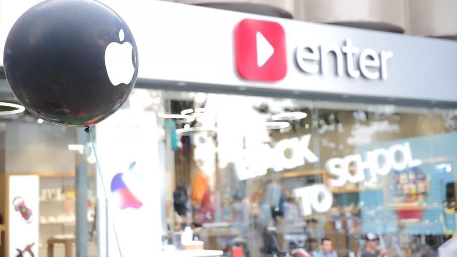 """(foto, video) """"Apple Party"""" la Enter – distribuitorul autorizat al brand-ului în Moldova"""
