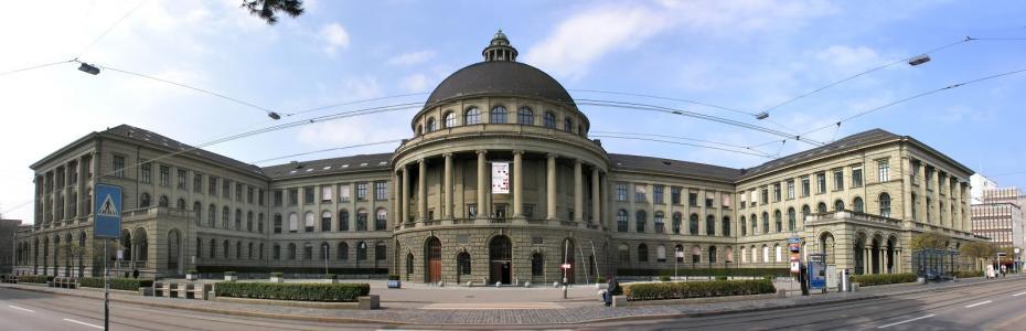 10 ETH Zurich – Swiss Federal Institute of Technology Zurich