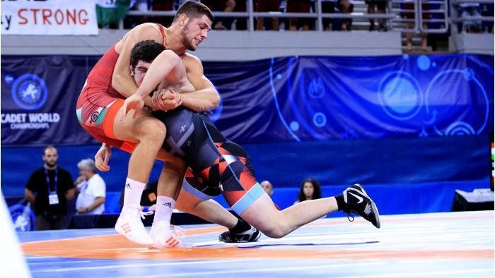 Bronz pentru Moldova la Mondialele de lupte libere. Petru Caraseni a cucerit medalia la categoria cadeți