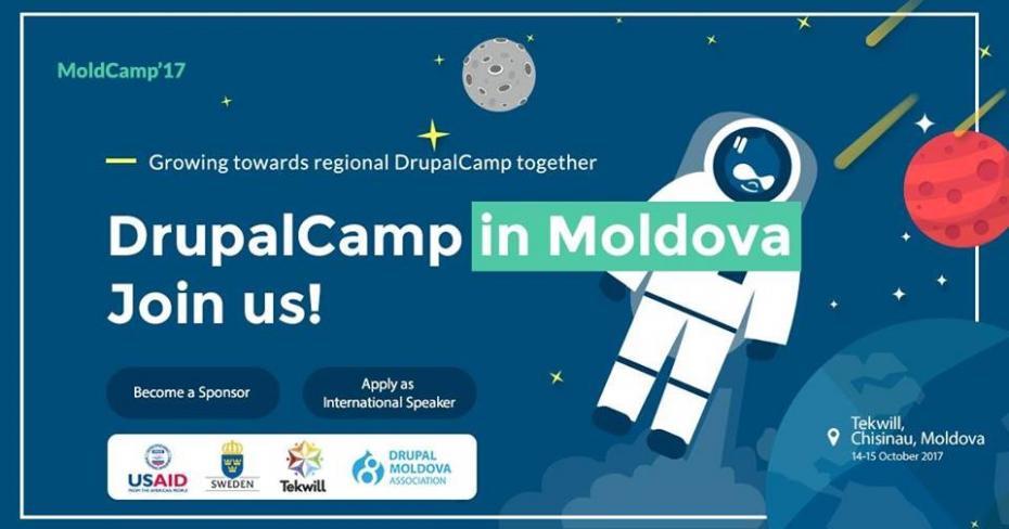 De ce Moldcamp'17 este un eveniment pe care nu trebuie să-l ratezi?