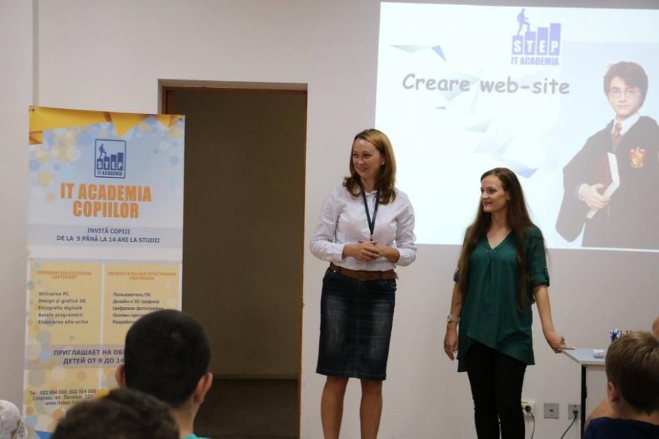 Step IT Academy Moldova