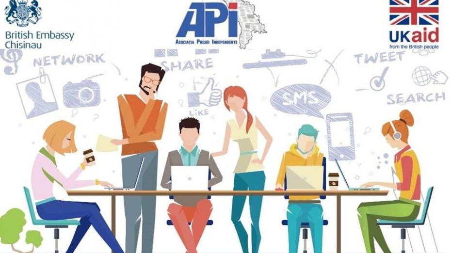 Ai o idee de start-up în media online? Vino cu ideea și API te va ajuta s-o realizezi