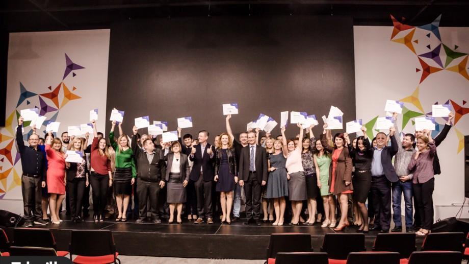 50 de profesori instruiți la Tekwill Academy au primit certificate recunoscute internațional