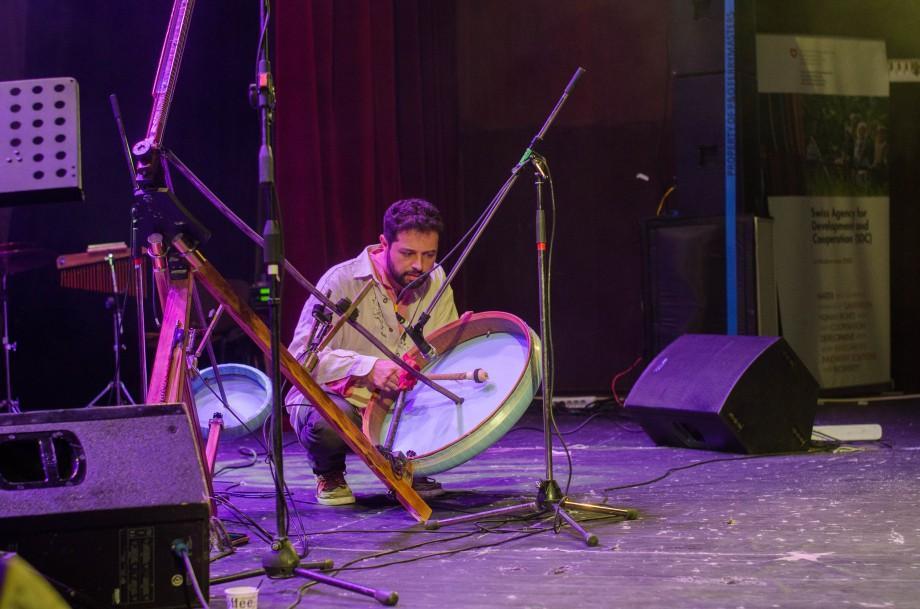 (galerie foto) Cum s-a desfășurat primul concert din cadrul festivalului Ethno Jazz