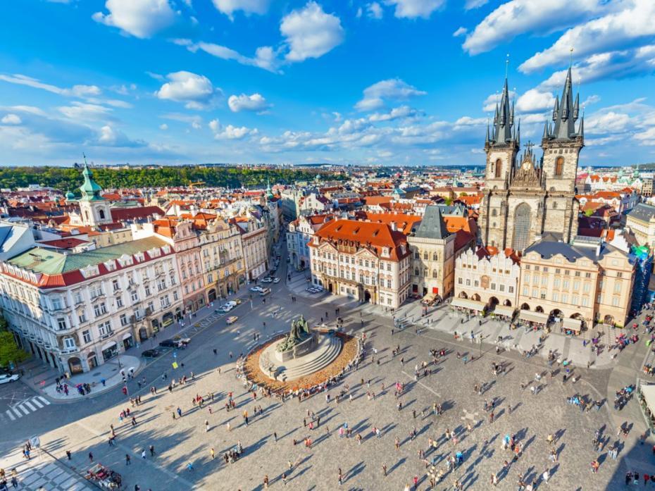 Praga, Republica Cehă