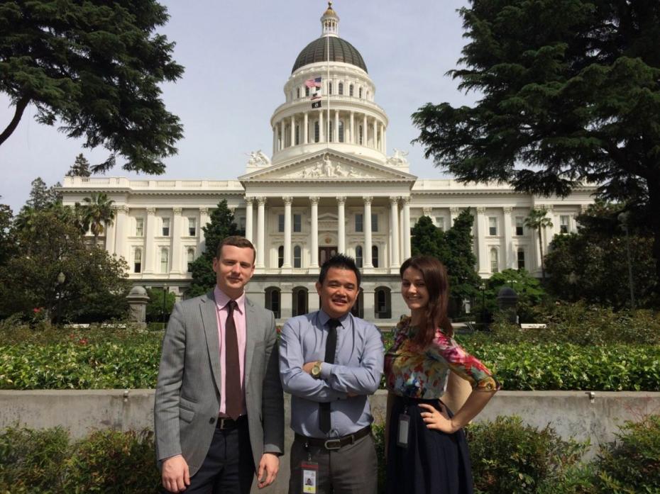 (video) Unde-s tinerii. Din California la Chișinău. Andrei Guceac aduce experiența din Departamentul de Stat al SUA, acasă
