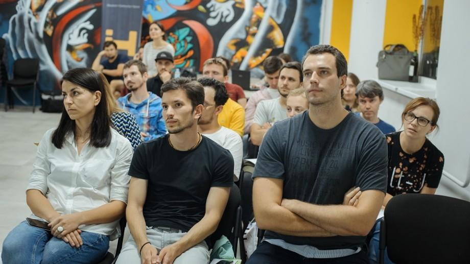 """Impresiile specialiştilor după Kyiv Academy of Media Arts. """"Am privit în viitor și am văzut cum vor fi industriile creative peste câțiva ani"""""""