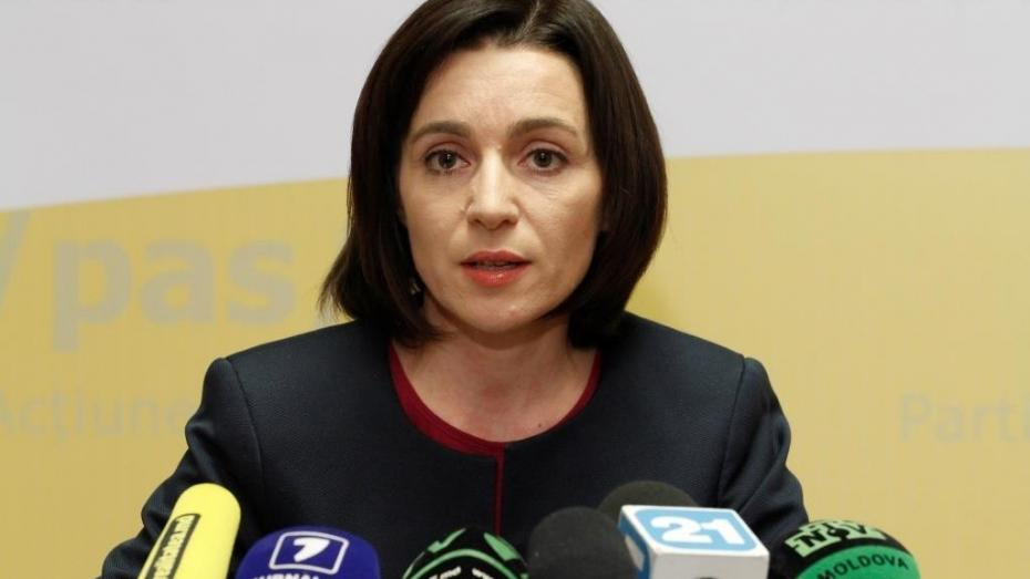 Maia Sandu a fost realeasă în funcția de președinte al Partidului Acțiuni și Solidaritate