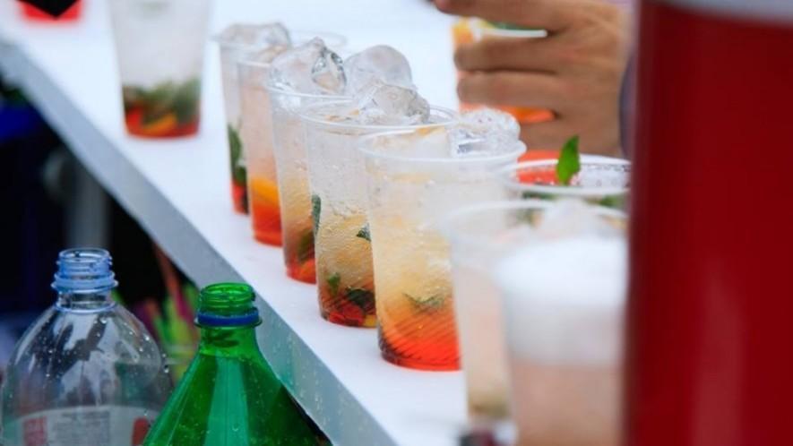 (foto) La Orhei a fost marcată închiderea sezonului estival. Concert latino și cocktail-uri gratis