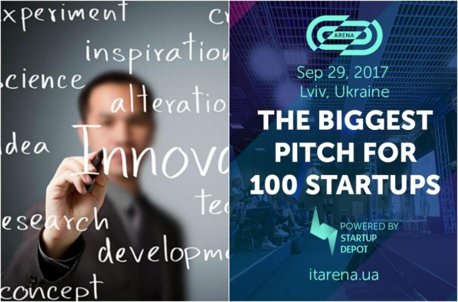 Fii și tu printre cele 100 de startup-uri din regiune care-și vor prezenta ideile la IT Arena 2017 din Ucraina