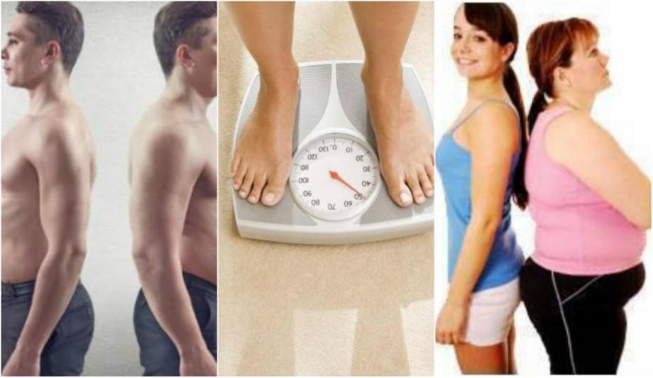 omul de vârstă mijlocie trebuie să piardă în greutate)