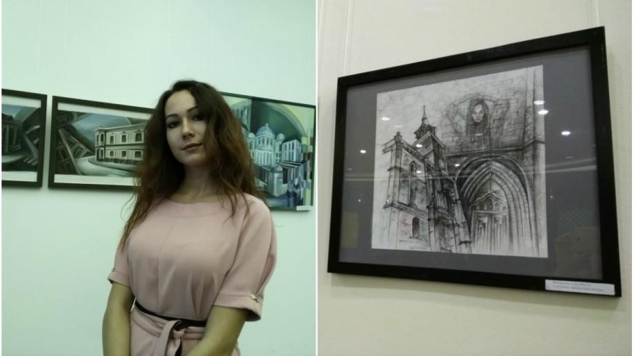 """(galerie foto) Studenții de la UTM au vernisat expoziția de pictură și grafică """"Și arhitecții pot picta!"""""""