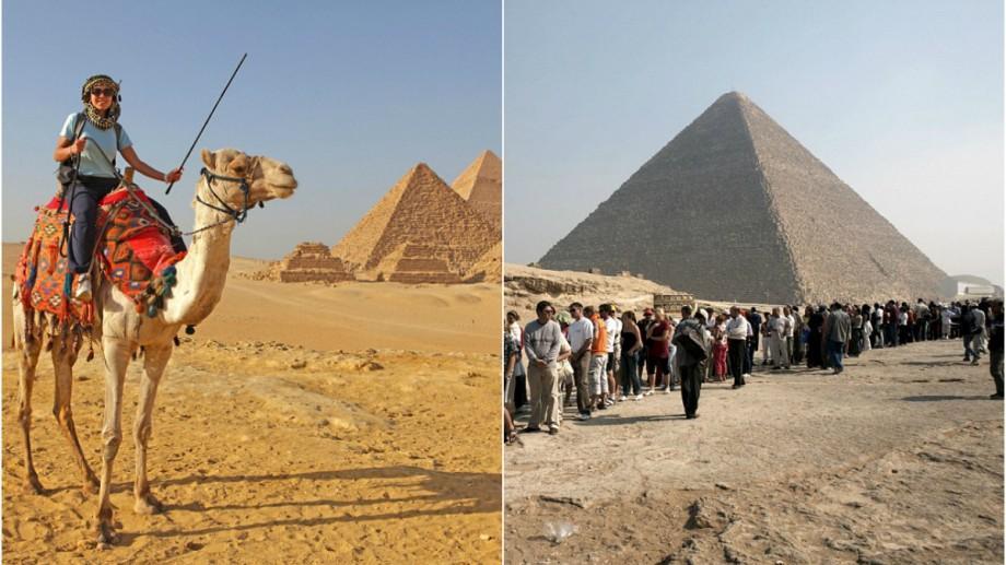 (foto) Între reclame și realități. Cum arată adevăratele vacanțe în cele mai cunosctute destinații turistice