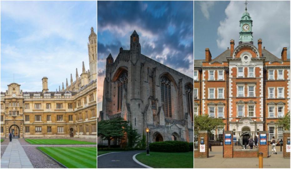 Top 10 instituții de învățământ ale anului 2018. Află care este cea mai prestigioasă universitate din lume