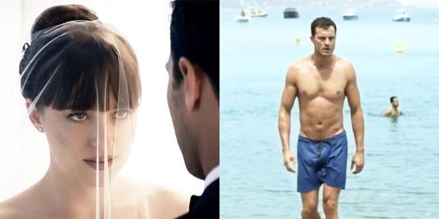 """(video) A fost lansat trailerul """"Fifty Shades Freed"""". Se mărită Anastasia?"""