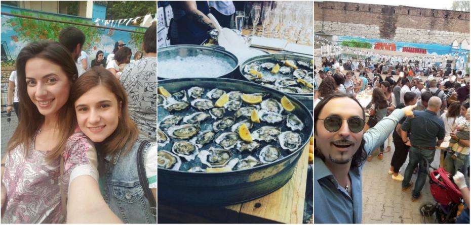 (foto) Street food, vin și muzică bună! Cum s-a văzut #Gastropicnic pe rețelele de socializare
