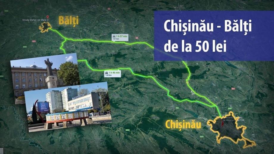 haicumine.md – în Moldova apare o platformă asemănătoare cu Blablacar cu care vei putea călători mai ușor prin țară