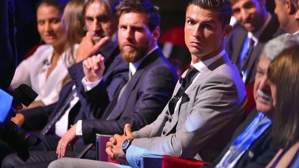 Cristiano Ronaldo, Messi și Neymar, nominalizați pentru titlul de cel mai bun jucător al lumii