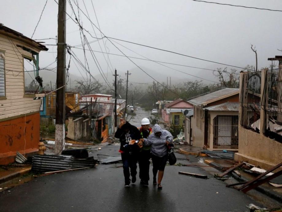 (video) Uraganul Maria a devastat Puerto Rico și mai multe insulte din Caraibe. S-au înregistrat 10 morți