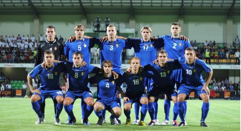 Naționala Moldovei a urcat trei poziții în ratingul FIFA. Iată pe ce loc se află