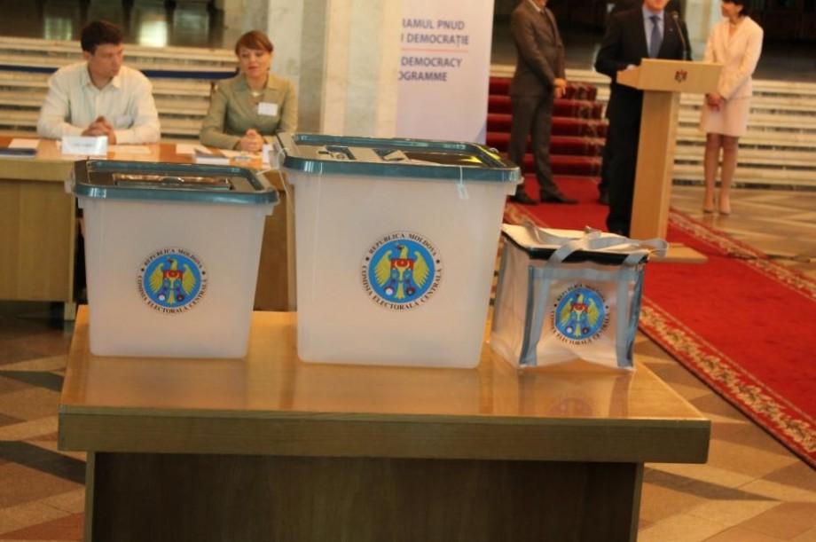 """Se anunță un concurs de selectare a coordonatorilor locali pentru desfășurarea campaniei """"IEȘI la VOT"""""""