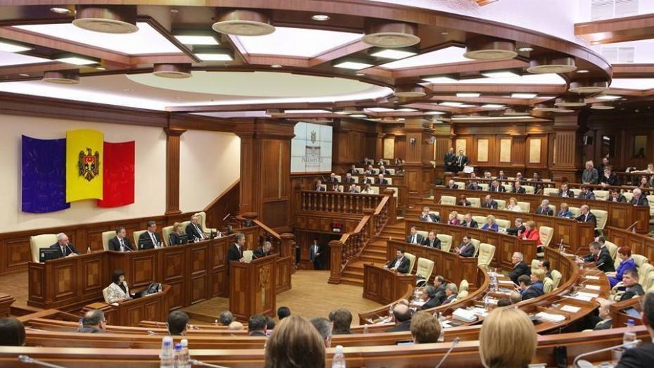 """(doc) Deputații contra """"Mânei Moscovei"""". În Parlament se discuta astăzi o declarație împotriva Federației Ruse"""