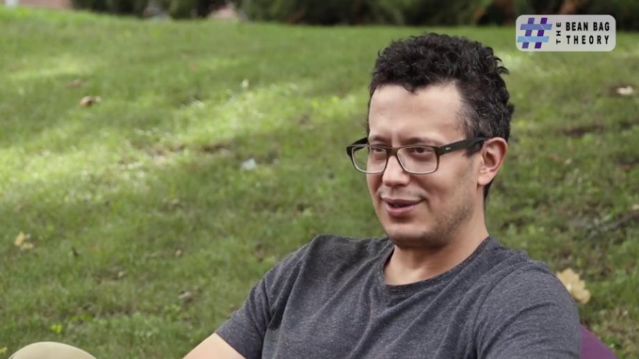 """(video) The Bean Bag Theory. Vadim Pistrinciuc: """"Salariul de chelner era mai mare decât cel de la catedră"""""""