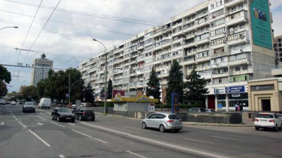 Atenție! Pe o porțiune de pe bulevardul Ștefan cel Mare este sistată circulația transportului