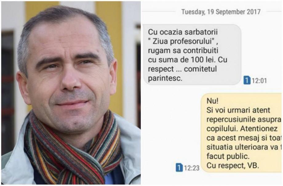 A ajuns cuțitul la os. Cum un părinte din Chișinău refuză să mai contribuie la plățile informale din școli