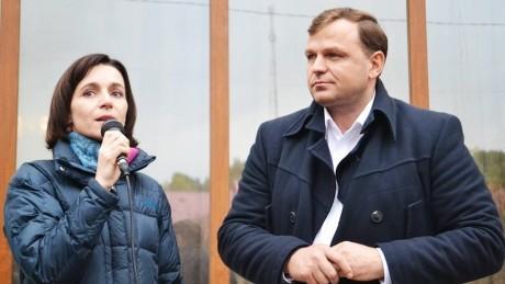 """PAS și PPDA merg împreună în alegeri. """"Prin unitatea forțelor proeuropene autentice poate fi readusă Moldova pe calea normalității"""""""