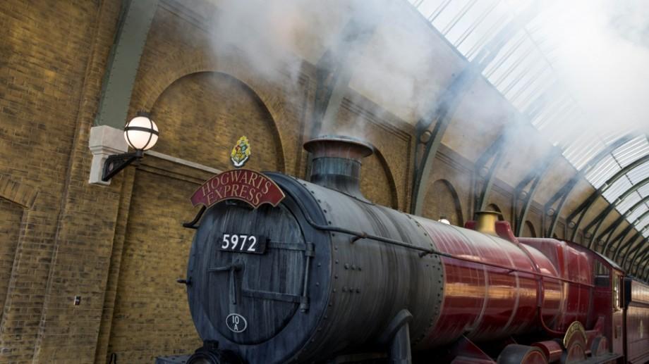 Există magie și în afara Hogwartsului. O familie izolată în Scoția a fost salvată de celebrul express din Harry Potter