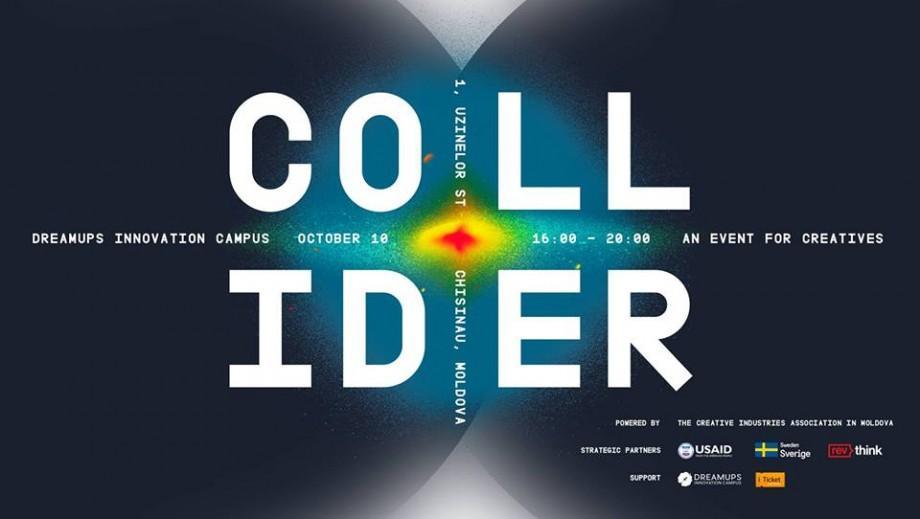 Cunoaște speakerii Collider – primul eveniment care accelerează dialogul între specialiștii creativi din SUA și Moldova