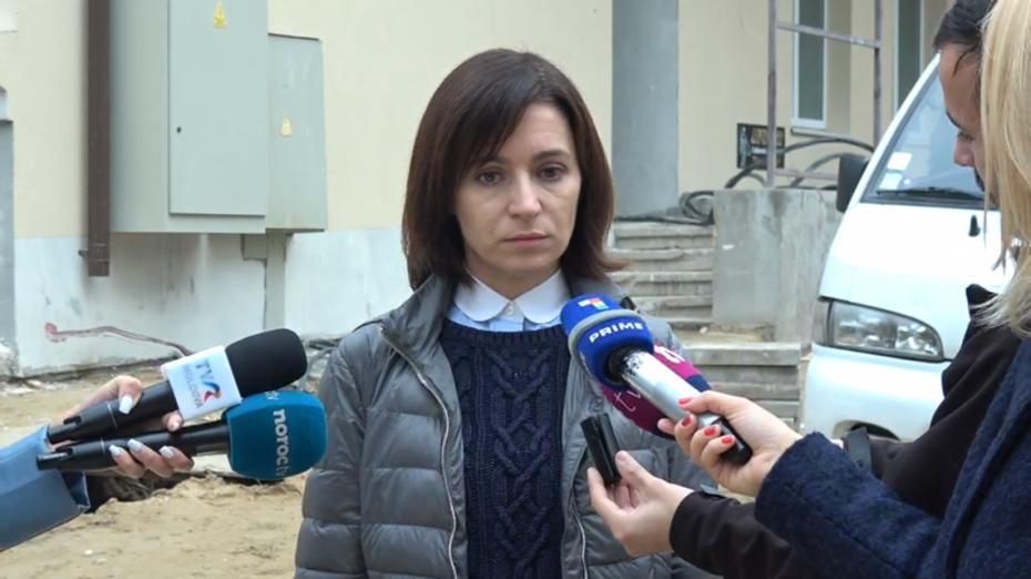 """Maia Sandu: """"Puterea în stat aparține unei singure persoane"""". Ce a declarat lidera PAS după audierile procuraturii"""