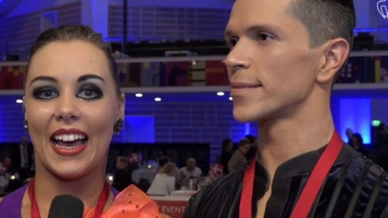 (video) Un moldovean a devenit campion mondial după ce a reprezentat Germania la Campionatul Mondial de Dans
