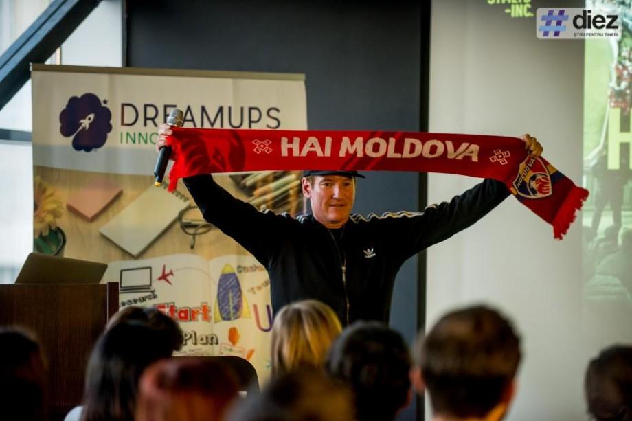 """(foto) """"Moldova are un viitor și un mare potențial în sectorul industriilor creative"""". Care sunt  impresiile speakerilor străini care au participat la Collider"""