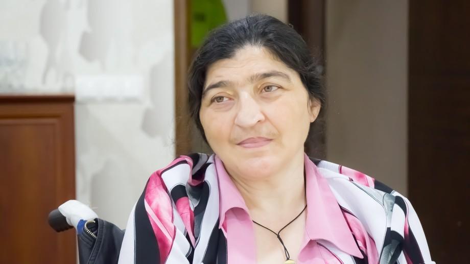 """Olga Cibotaru: """"Femeile cu dizabilități trebuie să aibă încredere în abilitățile pe care le au"""""""