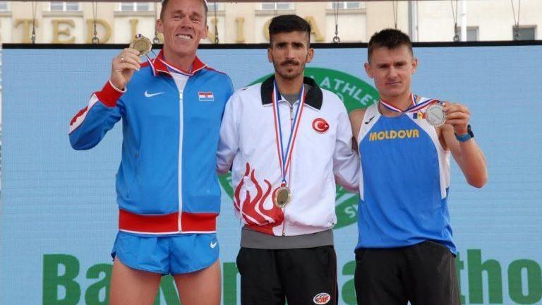 Atletul Maxim Răileanu a ocupat locul 5 la Maratonul Internațional din Zagreb