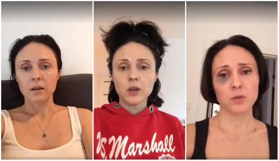 """(video) """"Ce are gramatica cu găluștele?"""" Ionela Hadârcă parodiază gospodinele din grupurile de pe Facebook destinate femeilor"""
