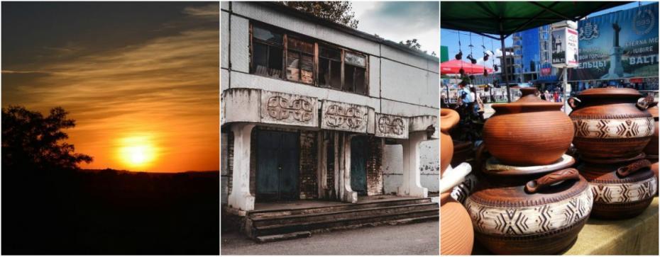 (foto) Moldova, văzută prin filtrele de pe Instagram. Bălți – regiunea monumentelor istorice, arhitecturale și culturale