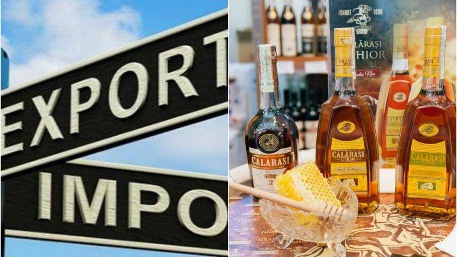 (infografic) Topul țărilor UE care importă cel mai mult băuturi alcoolice moldovenești