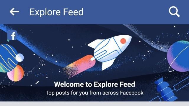 Facebook introduce Explore Feed, un News Feed alternativ. Ce presupune acesta