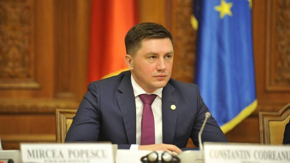 Deputatul Constantin Codreanu a fost blocat pe Aeroportul din Kiev. Verificările decurg deja de o oră