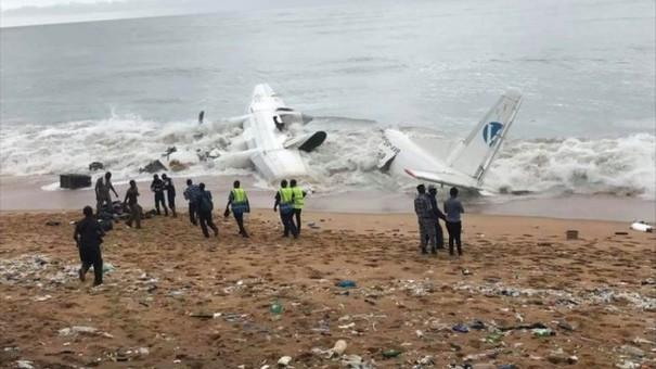 Un avion cargo s-a prăbuşit în Oceanul Atlantic. Bilanţul victimelor până la această oră