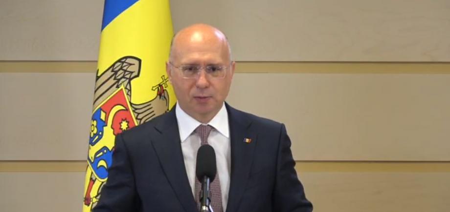 """(video) Filip, după ședința comună a Guvernului și Parlamentului: """"Vom fi gata pentru a lua prima tranșă din asistență înainte de termen"""""""