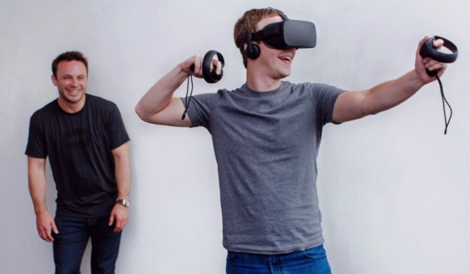 O nouă cască virtuală Oculus Go de la Facebook. Aceasta va costa 199 dolari